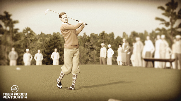 'Tiger Woods PGA Tour 14' screenshot