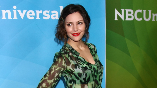 NBC Universal's '2013 Winter TCA Tour' Day 1 at Langham Hotel Featuring: Katharine McPhee Where: Pasadena, California, United States When: 06 Jan 2013