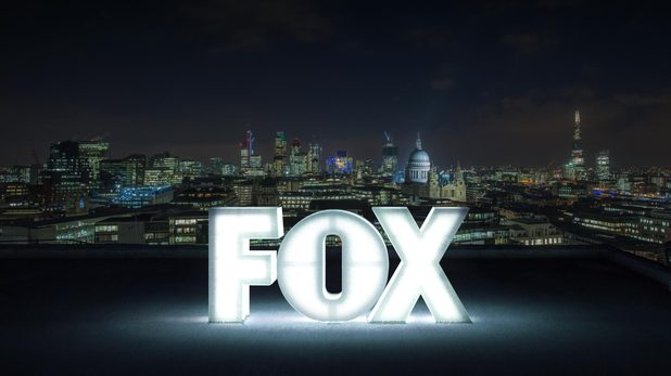 FOX 2013 ident (London theme)