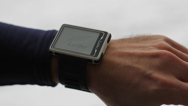 Leikr GPS sportwatch