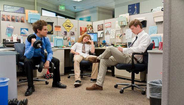 Workaholics: Adam Devine, Blake Anderson, Anders Holm