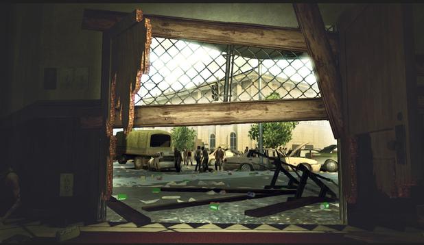 'The Walking Dead: Survival Instinct' screenshot