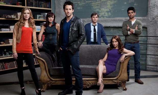 &#39;Primeval: New World&#39; cast shot