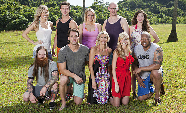 &#39;Survivor: Caramoan: Fans vs. Favourites&#39;: The Gota Tribe (Fans)