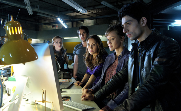 'Primeval: New World' S01E01: Cast