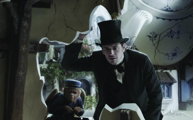 James Franco in 'Oz: The Great and Powerful'