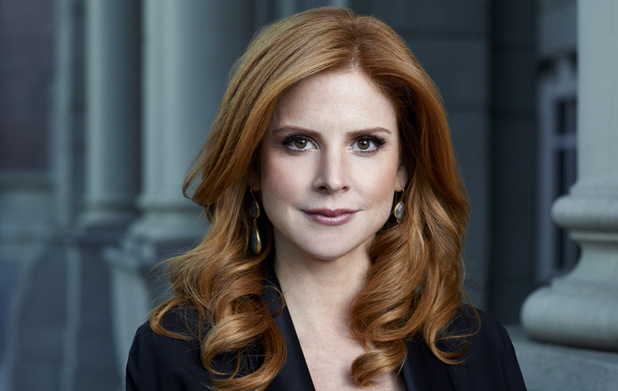 Sarah Rafferty in 'Suits'
