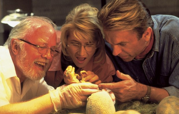 Jurassic Park in pictures
