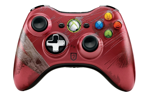 Xbox 360 controller for 'Tomb Raider'