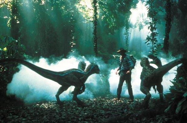 Jurassic Park III released in 2001.
