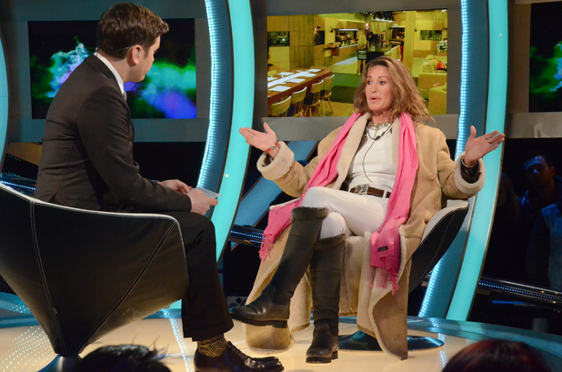 Paula Hamilton evicted from Celebrity Big Brother