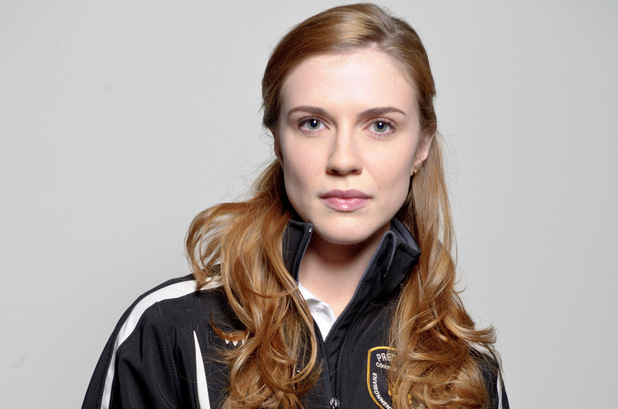 &#39;Primeval: New World&#39;: Sara Canning as Dylan Weir