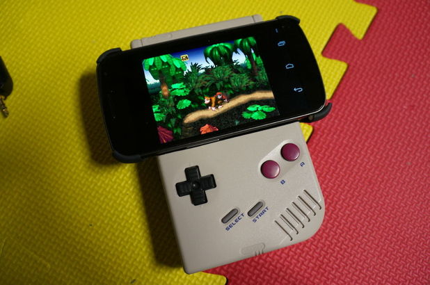 Android Game Boy Controller