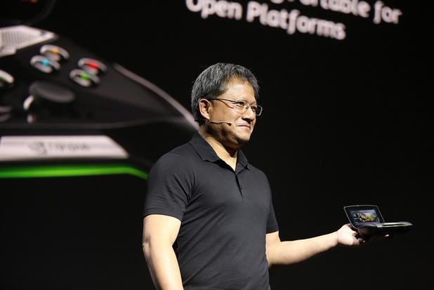 nVidia's Jen-Hsun Huang