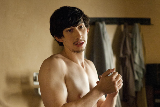 Girls: Adam Driver as Adam