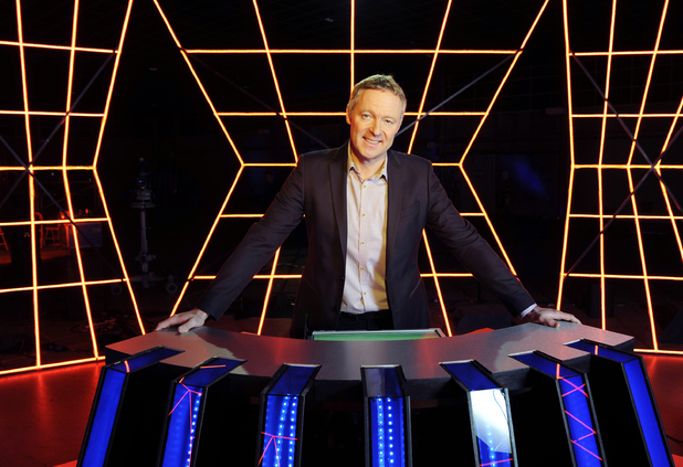 'Face The Clock': Rory Bremner