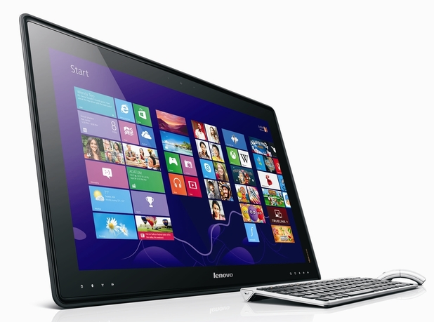Lenovo 27-inch touchscreen table PC 'Horizon'