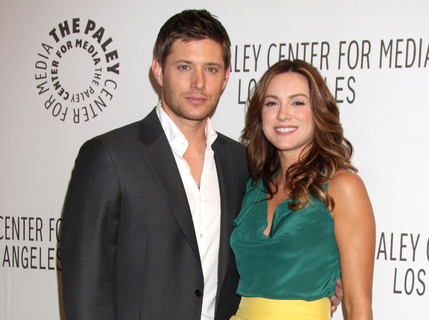 Jensen Ackles & Danneel Harris, March 2011