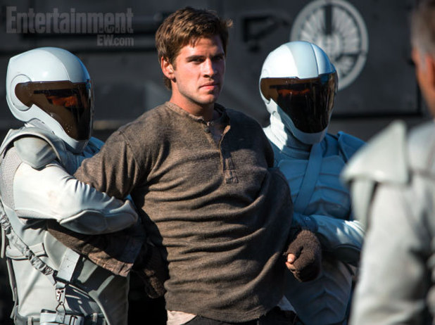 'The Hunger Games: Catching Fire' still: Liam Hemsworth