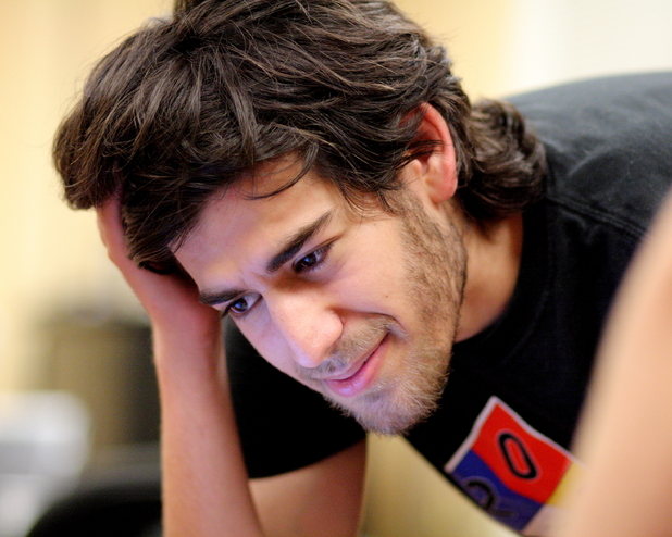 showbiz aaron swartz Reddit Co Founder Killed Himself Due to Government Censorship and Harassment ... In His Honor, Can Reddit Stop Censoring?