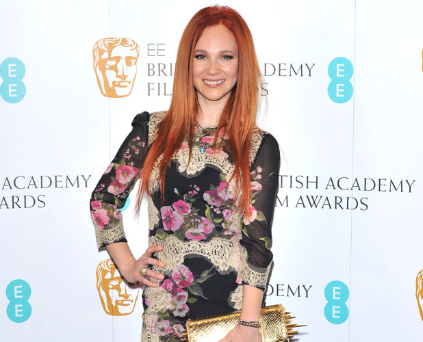 The BAFTA Rising Star Award held at BAFTA Piccadilly - Nominees announcement Featuring: Juno Temple Where: London, United Kingdom When: 07 Jan 2013