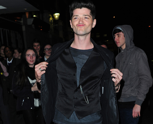 BRIT Awards 2013 Nominations Party held at the Savoy Featuring: Danny O'Donoghue Where: London, United Kingdom