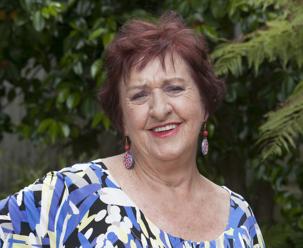Lesley Baker as Angie Rebecchi in Neighbours