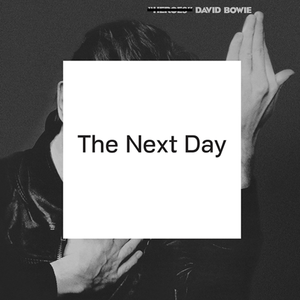 David Bowie: &#39;The Next Day&#39; album artwork