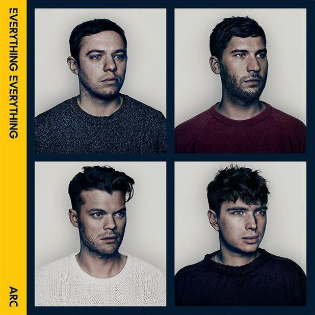 Everything Everything: 'Arc' album cover