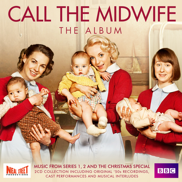'Call The Midwife' album cover artwork