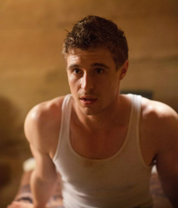 'The Host' still: Max Irons