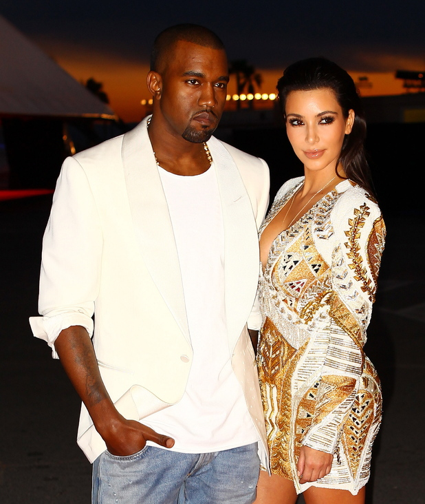 Kanye West and Kim Kardashian 'Cruel Summer' premiere during the 65th Cannes Film Festival - Arrivals Cannes, France - 23.05.12 Credit: (Mandatory): WENN.com