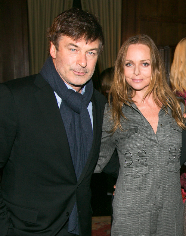 Alec Baldwin, Stella McCartney, Stella McCartney Autumn 2013 Presentation