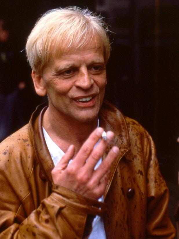 Klaus Kinski - Cannes Film Festival (1979)