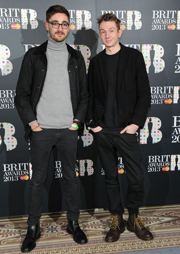 Brit Awards 2013 Launch night