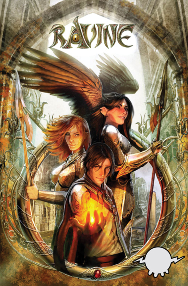 Ron Marz, Stjepan Sejic debut 'Ravine' at Top Cow