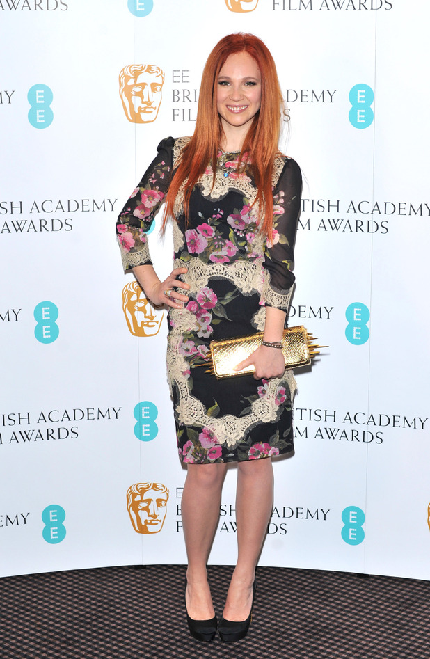 actress Juno Temple, 23, has been nominated for the BAFTA Rising Star