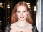 Jessica Chastain wants to be Bond villain