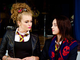 Dynasty and Imogen in Waterloo Road