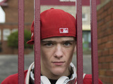 Waterloo Road star George Sampson