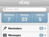 eBay app sreenshot