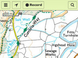 OS MapFinder screenshot
