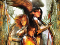 The frequent Witchblade collaborators unveil their fantasy OGN series.