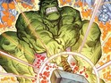 Walt Simonson joins Mark Waid on Indestructible Hulk in April.