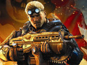 Gears of War: Judgment's box art focuses on Baird and his squad.