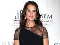 Brooke Shields says knee injury would make ballroom dancing too difficult.