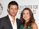 "Supernatural actor says his baby is ""doing great"", despite his own struggles."