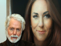 Paul Emsley says that he did not deliberately age the duchess in his portrait.