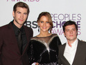 "Josh Hutcherson says the movie's People Choice Award is ""100%"" for the fans."