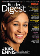 Reader&#39;s Digest: Jessica Ennis